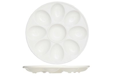 Eierschaal | 8 eieren | Rond