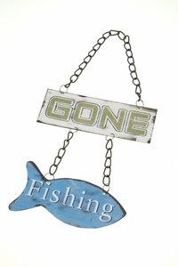 Gone Fishing | tekst |hanger