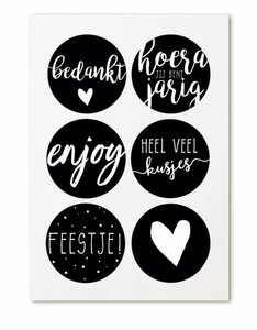 Cadeau-stickers | Zoedt
