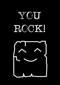 Kaart | You Rock