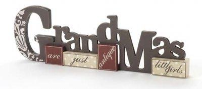 Tekstbord   Grandma