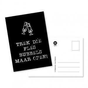 Kaart | Trek die fles bubbels maar open!