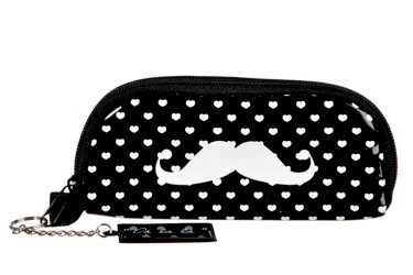 Brillentasje | Moustache
