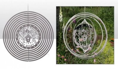 Wind Spinner | Home is..