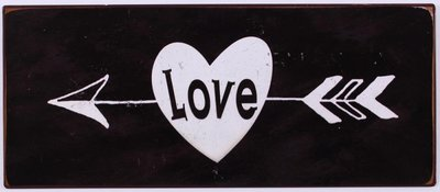 Tekstbord |LOVE