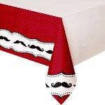 Tafellaken Moustache/Snor