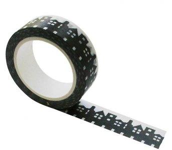 Masking Tape   Huisjes