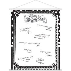 Sheet voor felicitaties