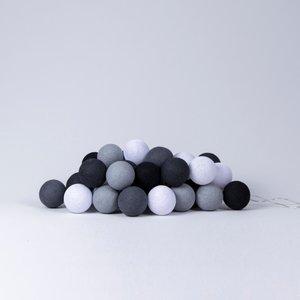 cotton ball lights Antra