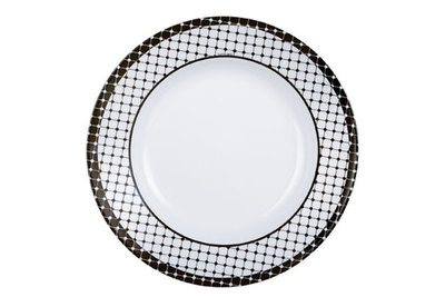 Zwart-Wit diep bord