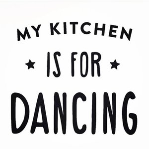 Photoblock | My Kitchen is for dancing