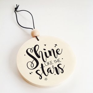 Hangdecoratie | SHINE LIKE..| Dots Lifestyle