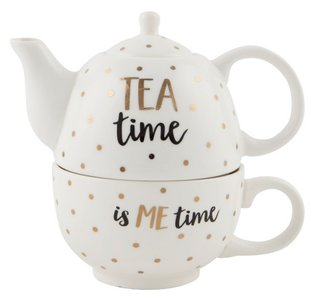 Tea for one Sass & Belle Tea time..
