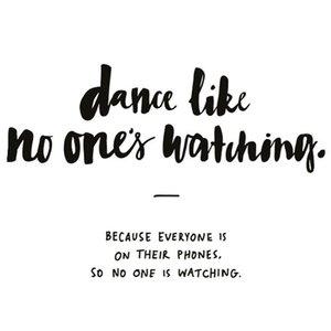 Photoblock | DANCE LIKE...
