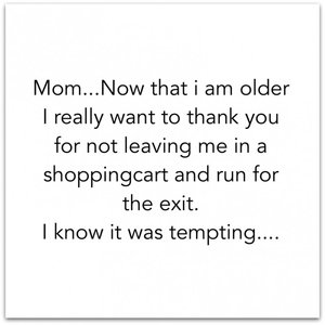 Photoblock | Mom now that i am older....