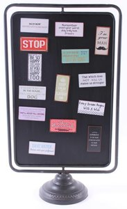 Magneetbord | Display 73 x 42