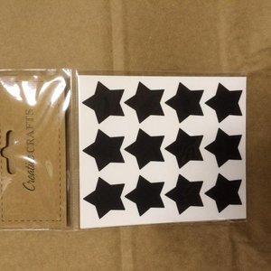Stickers Vel | Star | 12 x