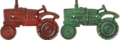 Flesopener muur | Tractor