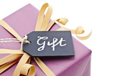 Cadeaulabels krijtbord/naamkaartjes set 3 herbruikbaar