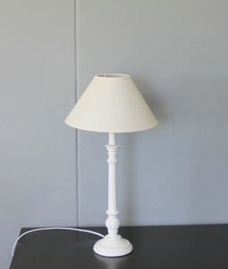 Lamp Wit Clayre & Eef