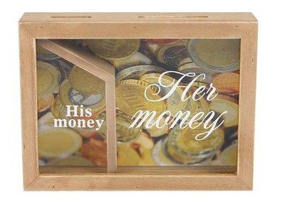 Spaarpot His & Her Money