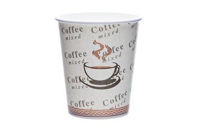 Bekers  koffiebekers karton 50