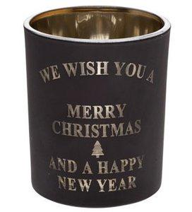 Theelichthouder | Merry Christmas..
