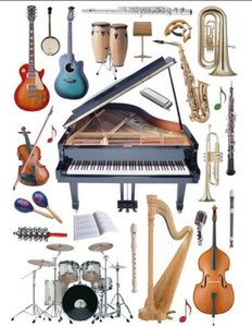 Kaart  | Blanco Muziek Instrumenten