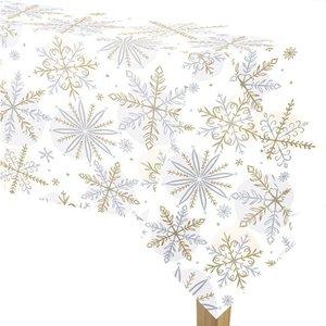 Tafelkleed Let it snow