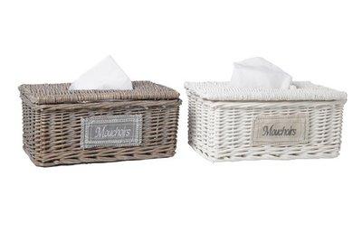 Zakdoek doos/Tissue box