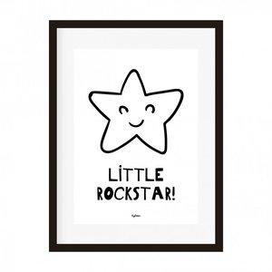 Poster | Little Rockstar