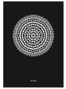 TUINPOSTER | Mandala By Romi
