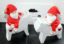 Kerstman op Paard | J LINE